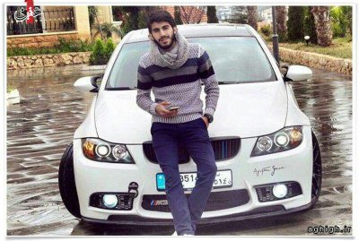 شهید BMWسوار